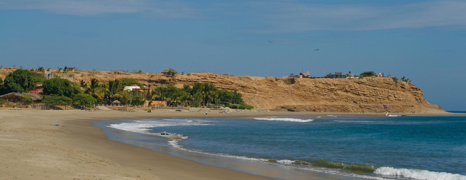 Punta Veleros beach